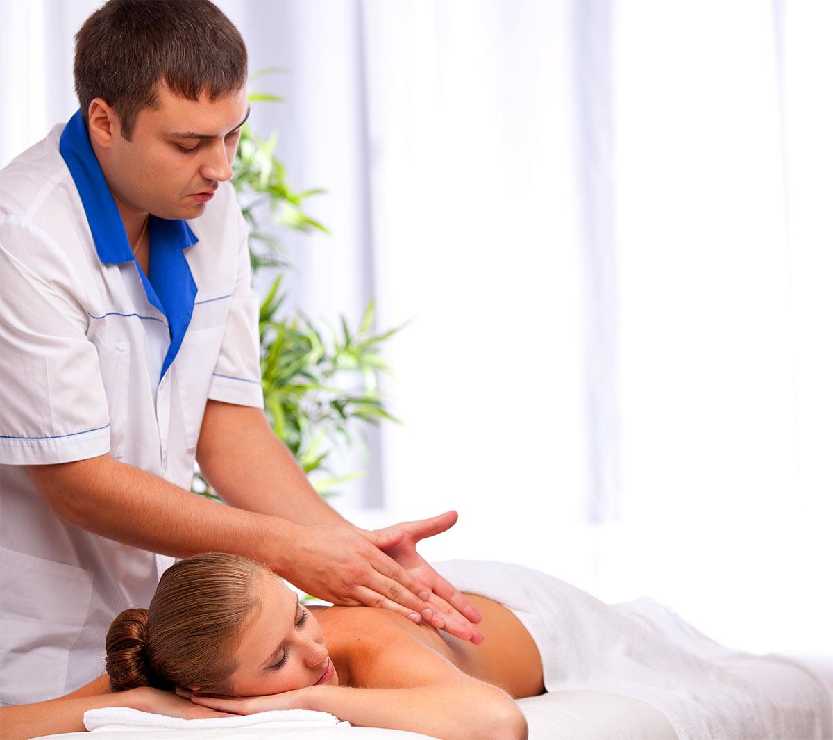 Jasper 124 Massage Therapy Inc. - Swedish Relaxation Massage